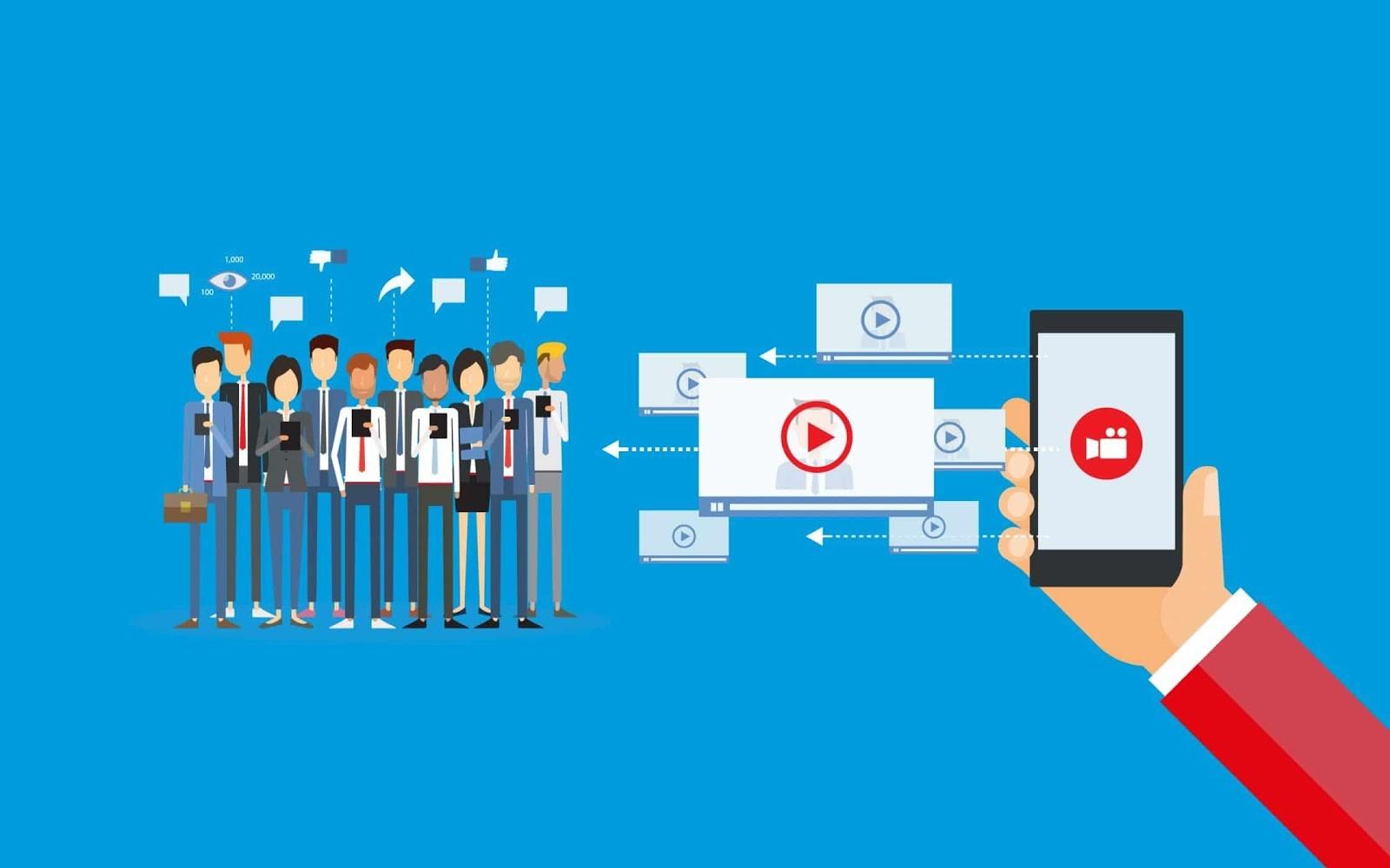 Chiến lược quảng cáo bằng Viral video có thực sự hiệu quả?