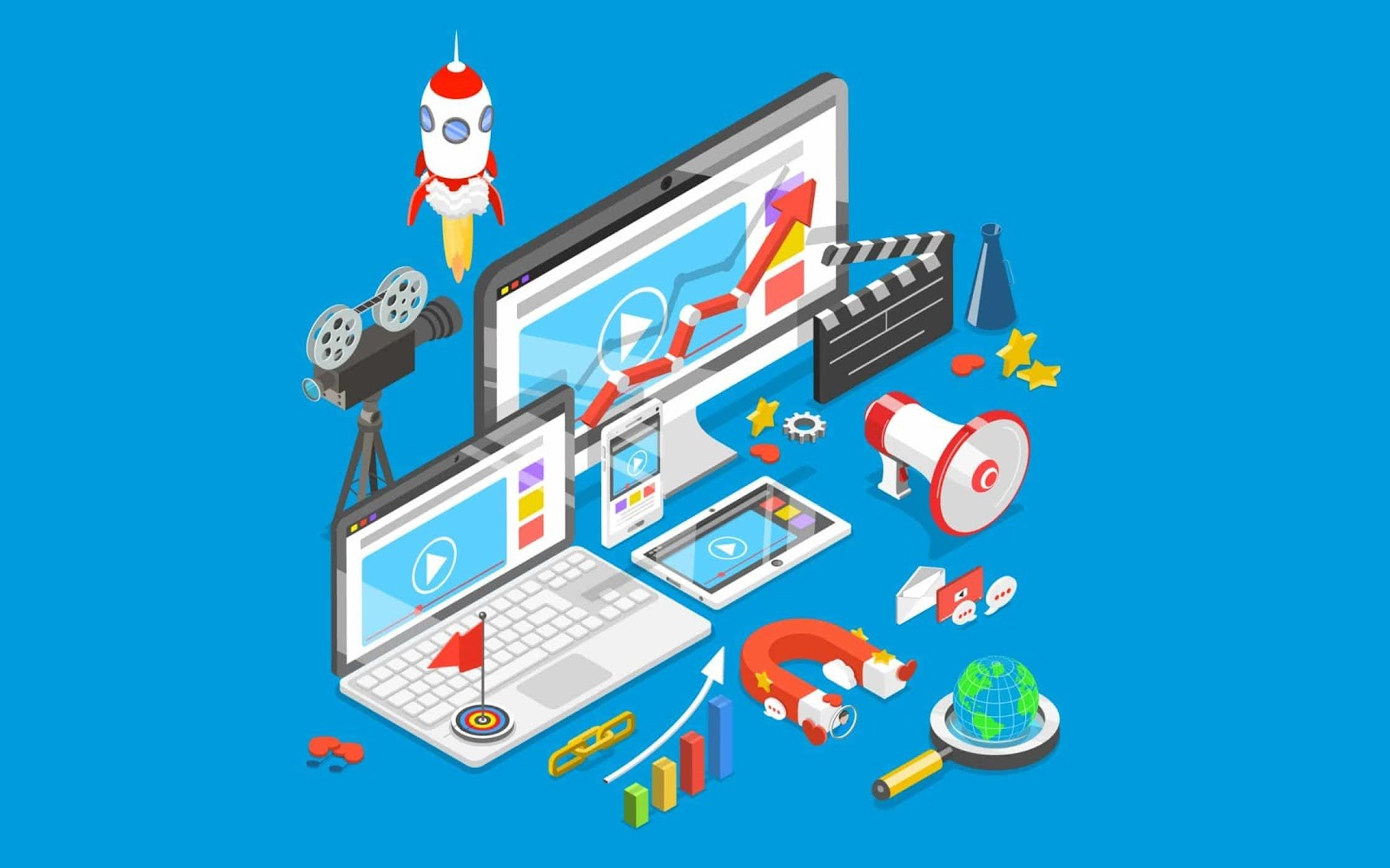 Những ý tưởng về Viral video chiến lược