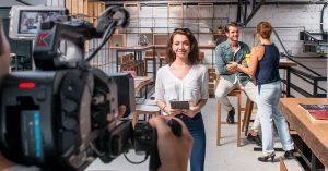 Phim giới thiệu doanh nghiệp - giải pháp tối ưu mang lại hiệu quả cao