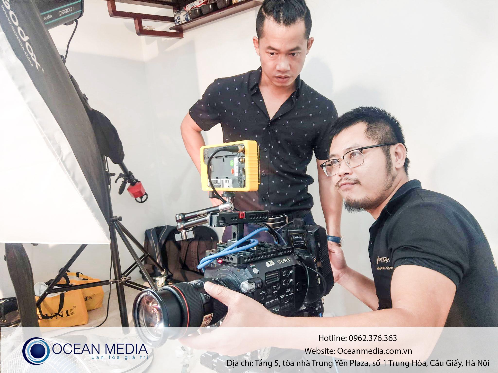 Công ty truyền thông Ocean cung cấp các loại hình Video marketing